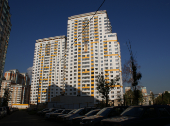 Новостройка ЖК на Солнцевском проспекте